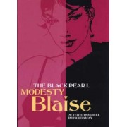 Modesty Blaise - the Black Pearl by Peter O'Donnell