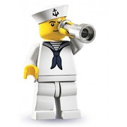 Lego Collectable Minifigures: Ice Skater Minifigure - Series 4