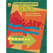 ESL Vocabulary and Word Usage Games, Puzzles, and Inventive Exercises by Imogene Forte