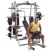 Power Rack Body-Solid GS348P4 Deluxe