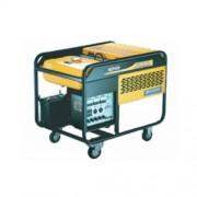 Generator de curent trifazat Kipor KGE 12 E3, 10.5 kVA, motor 4 timpi, benzina, pornire electrica