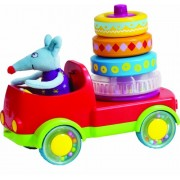 Taf Toys 11355 - Stacker Camioncino Colorato