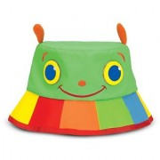 Melissa & Doug Sunny Patch Happy Giddy Hat With Wide Brim for Sun Protection