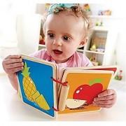 Hape Happy Baby Baby Book Fruit