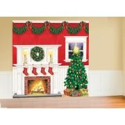 SET KIT GIGANT POSTERE CHRISTMAS INTERIOR/EXTERIOR