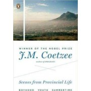 Scenes from Provincial Life by Professor of General Literature J M Coetzee