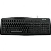 SUNMARKETING Microsoft Wired Desktop 200 Wired USB Standard Keyboard