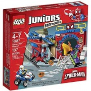 LEGO Juniors 10687 Spider-Man Hideout Building Kit