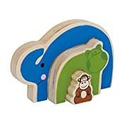 Legler 3D Puzzle Animals Wooden Puzzles