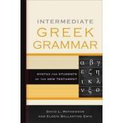 Intermediate Greek Grammar by Associate Professor of New Testament David L Mathewson