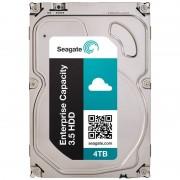 Hard disk server Seagate Enterprise Capacity 4TB SAS 3.5 inch 7200 rpm 128MB