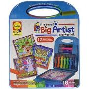 ALEX Toys Little Hands BIG Artist Series Marker Kit