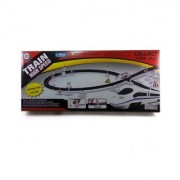 Battery Operated High Speed Train With Flyover Track for kids