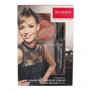 Bourjois Paris Mascara Volume Glamour Push Up Kit 7ml за Жени - Спирала Volume Glamour Push Up 7 ml + руж Blush 2,5 g 95 Rose De Jaspe Нюанс - 71 Wonder Black
