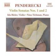 K. Penderecki - Complete Works For Violin (0747313225323) (1 CD)