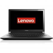 Laptop Lenovo B50-80 15.6 inch HD Intel i3-4030U 4GB DDR3 500GB HDD FPR Black