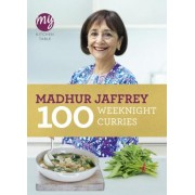 My Kitchen Table - 100 Weeknight Curries by Madhur Jaffrey