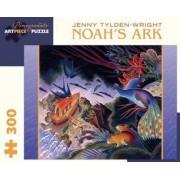 Jenny Tylden-Wright: Noah's Ark 300-Piece Jigsaw Puzzle by Jenny Tylden-Wright