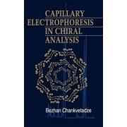 Capillary Electrophoresis in Chiral Analysis by Bezhan Chankvetadze