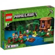Конструктор Лего Майнкрафт - Къщата на вещицата - LEGO Minecraft, 21133