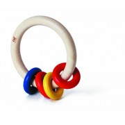 Naef Ringli-Ring Baby Rattle