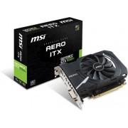 MSI GeForce GTX 1050 Ti AERO ITX 4G OC