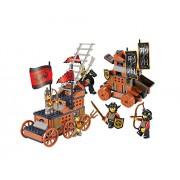 Sluban Building and Construction Blocks M38-B0262 A Bloody Battle Building Block Construction Set (232 Piece)