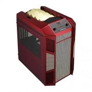 Aerocool Xpredator Cube Boîtier PC Rouge/Or