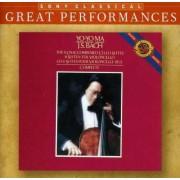 Yo-Yo Ma - Bach: Unaccompanied Cello Suites [ Great (0828767875125) (2 CD)