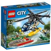 City - Helikopter achtervolging 60067