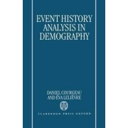 Event History Analysis in Demography by Daniel Courgeau