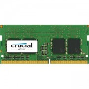 Памет CRUCIAL 8GB DDR4 2133 MT/s (PC4-17000) CL15 SR x8 Unbuffered SODIMM 260pin Single Ranked, CT8G4SFS8213