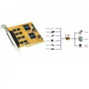 Exsys carte pci sérielle 16c950 rs-232, 8 ports, 32/64 bits,