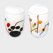 VB ITALIA Urna vaso in vetro di murano per animali - MADE IN ITALY
