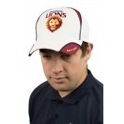 Brisbane Lions Mens Training Cap
