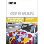 "Bbc"" German Phrase Book And Dictionary"