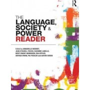 The Language, Society and Power Reader by Annabelle Mooney