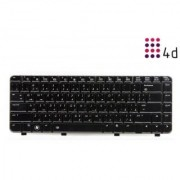 4d - Replacement Laptop Keyboard for HP-DV3-2000