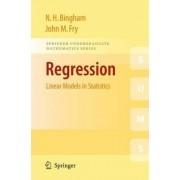 Regression by Nick Bingham