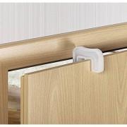 Reer Tür Stopp, 2er Pack, Kunststoff, Türstopper, Klemmschutz, Türstopp