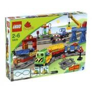 LEGO DUPLO Deluxe Train Set 116pieza(s) - juegos de construcción (Multicolor)
