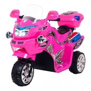 Lil Rider Fx Wheel 6v Battery Powered Motorcycle, Kids Electric Motorcycle, Pink