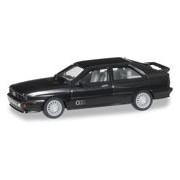 Audi Ur-Quattro, zwart metallic