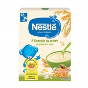Cereale Nestle - 8 cereale cu miere 250g