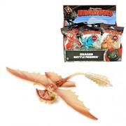 Dragones - Mini Battle Dragon - Figuras de batalla - Selección del dragón, Dragons:Cloudjumper