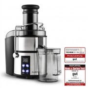 Klarstein The Food Father IV Juicer Food Processor 800W 1.1 HP 10-Piece Stainless Steel