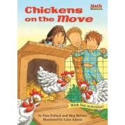 Chickens on the Move by Pam Belviso Pollack
