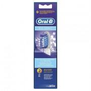 Testine per spazzolino elettrico oral-b pulsonic complete 2 pezzi