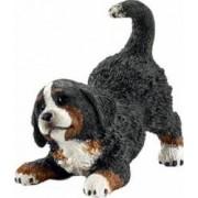 Figurina Schleich Bernese Mountain Dog Puppy
