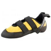 LACD Splash But wspinaczkowy sunrise żółty/czarny Buty wspinaczkowe na rzepy